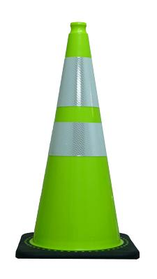 28 LIME CONE WITH COLLARS