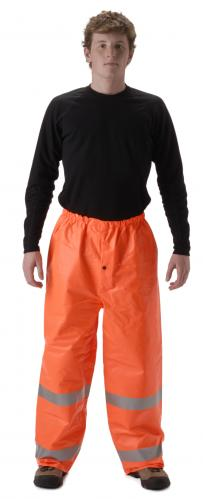 ARCLITE B/O PANTS/HI-VIZ FLOUR.ORANGE