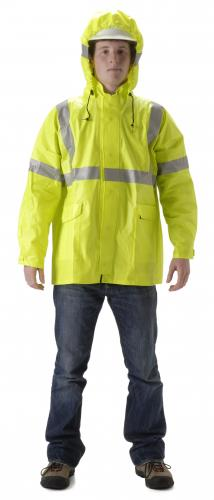 ARCLITE JACKET/HI VIS/FLUORESCENT LIME YELLOW