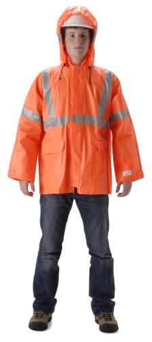 ARCLITE JACKET/HI VIS/FLUORESCENT ORANGE