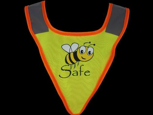 Ameri-Viz B-SAFE CHILDS CROSSING GUARD PONCHO TRIPLE A