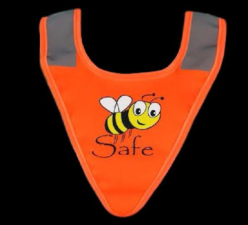 B-SAFE CHILDS PONCHO - B-SAFE LOGO ON 1 SIDE ORANG