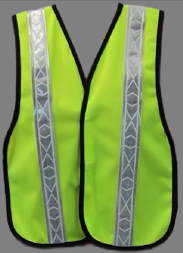Ameri-Viz CHILDS REFLECTIVE SAFETY VEST - AGES 5-9 LIME