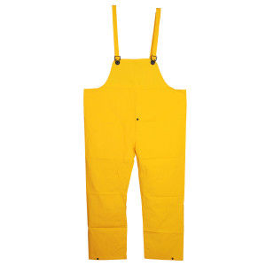 CORDOVA DEFIANCE FR .28MM PVC/NYLON YELLOW BIB PANTS S