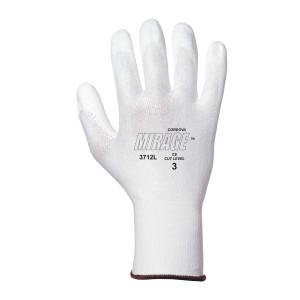 CORDOVA MIRAGE WHITE 13-GAUGE HPPE SHELL, WHITE POLY L