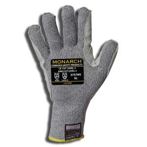 CORDOVA MONARCH-LEATHER: 10-GAUGE, HI-VIS GREEN TAEKI5 XS