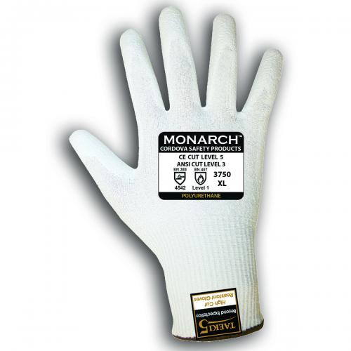 CORDOVA MONARCH-PU: 13-GAUGE, WHITE TAEKI5 SMALL