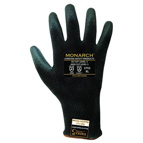 CORDOVA MONARCH-PU BLACK 13-GAGE TAEKI5 SHELL SMALL