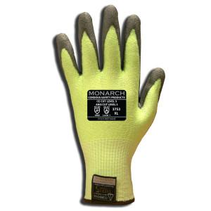 CORDOVA MONARCH-PU HI-VIS GREEN TAEKI5 SHELL X-SMALL