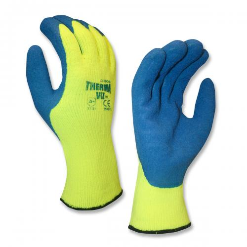 CORDOVA THERMA-VIZ, 10-GAUGE, HI-VIS GREEN, BRUSHED S