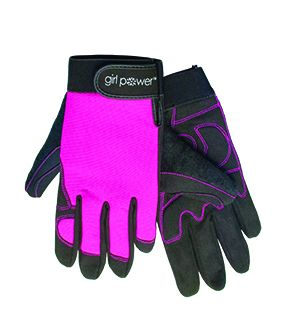 ERB Safety PINK MECHANIC GLOVES