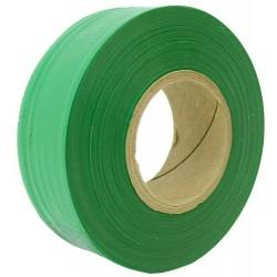 FLAG TAPE/1-3/16 X 300/GREEN INDIVIDUAL ROLLS