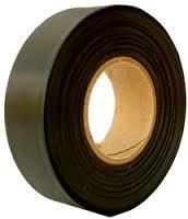 FLAG TAPE/BLACK/1-3/16 X 300 INDIVIDUAL ROLLS