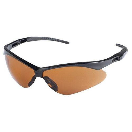 Kimberly Clark Professional Jackson™ V30 Nemesis™ Eyewear, Black Frame, Copper Blue Shield Lens