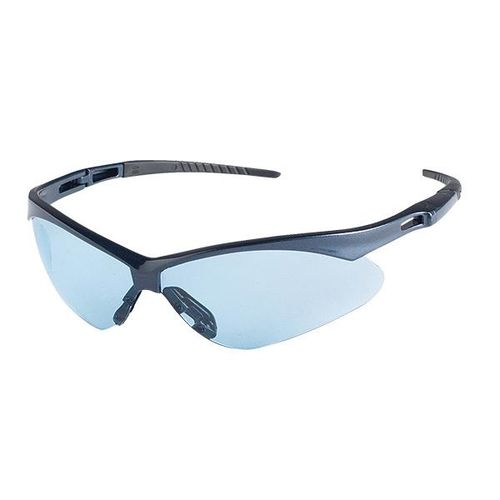 Kimberly Clark Professional Jackson™ V30 Nemesis™ Eyewear, Blue Frame, Light Blue Lens
