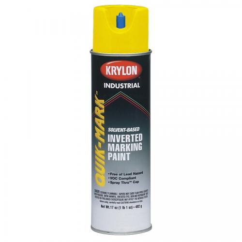Krylon® Industrial Quik-Mark™ Solvent-Based Inverted Marking Paint