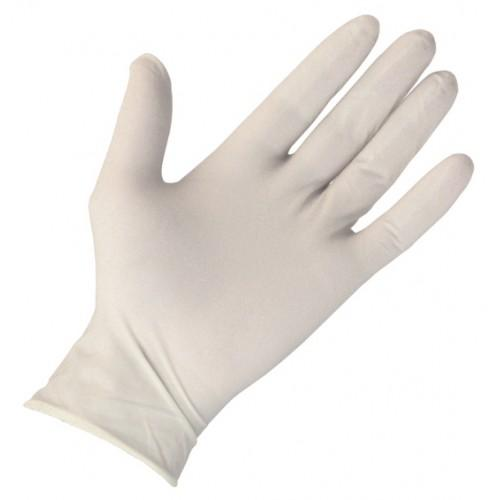 LATEX GLOVES - 5 PAIR PER KIT