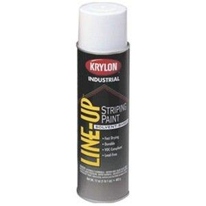 LINEUP PAVEMENT STRIPING SB PAINT 12-20 OZ/WHITE
