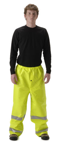 NASCO ARCLITE EW PANTS HI VIS FLOURESCNET LIME YELLOW L