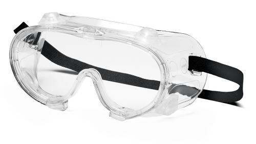 Pyramex CHEMICAL GOGGLE CLEAR ANTI-FOG