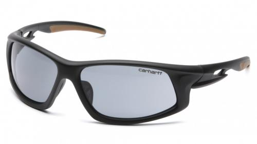 Pyramex IRONSIDE BLACK FRAME: GRAY ANTI-FOG LENS