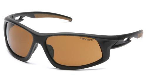 Pyramex IRONSIDE BLACK FRAME: POLARIZED SANDSONE BRONZE AF
