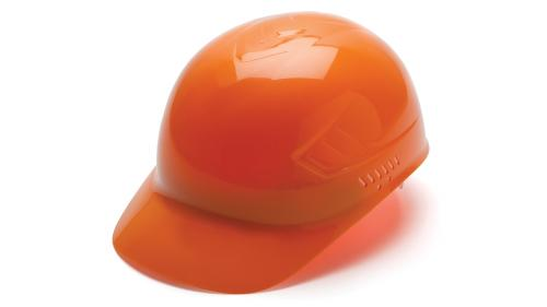 Pyramex ORANGE BUMP CAP 4-POINT GLIDE LOCK