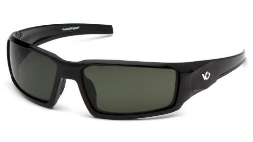 Pyramex PAGOSA BLACK FRAME,POLARIZED FOREST GRAY