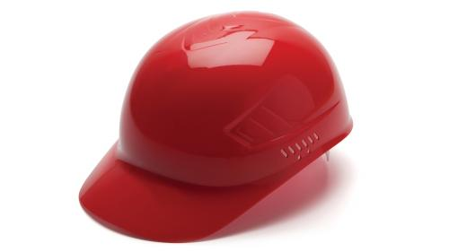 Pyramex RED BUMP CAP 4-POINT GLIDE LOCK