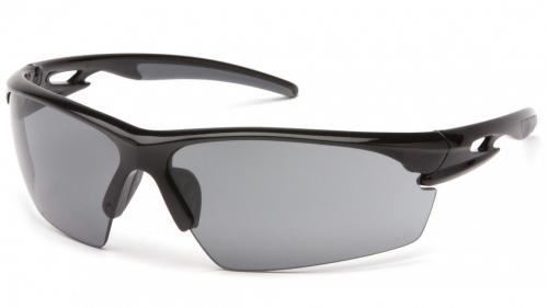 Pyramex SEMTEX BLACK FRAME WITH GRAY ANTI-FOG LENS