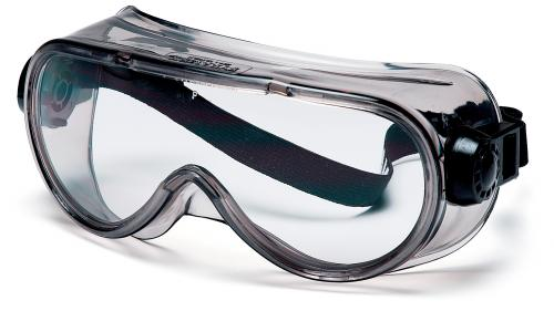 Pyramex TOP SHELF CHEMICAL SPLASH GOGGLE CLEAR H2X ANTI-FO
