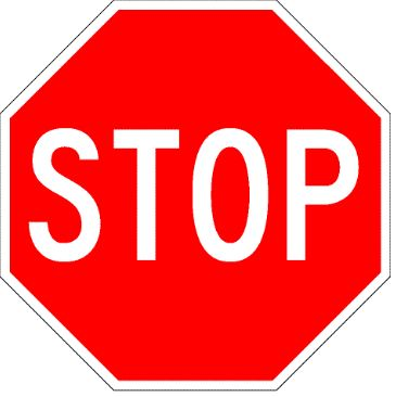 STOP Sign/Reflective Aluminum