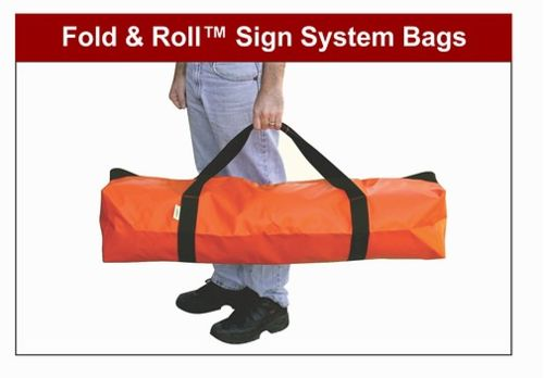 "STORAGE BAG FOR 48"" FOLD & ROLL/STAND"
